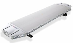 Falcon Flight Emergency 3 watt TIR LED Light Bar 63 in Tow Truck light bar STOP