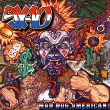 Mad Dog American [PA] by SX10 (CD, 2000)