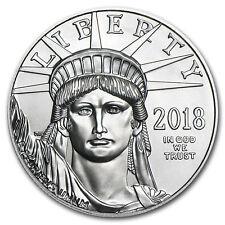 2018 1 oz Platinum American Eagle BU - SKU #168819