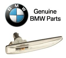 For BMW E65 E66 7-Series Front Passenger Right Additional Side Light White Lens