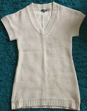EVIE cream Jumper Size 10