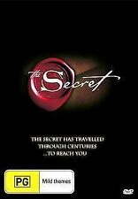 THE SECRET DVD NEW AND SEALED