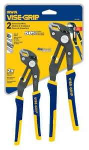 Irwin Vise-Grip® 2-pc GrooveLock Pliers Sets 038548040820