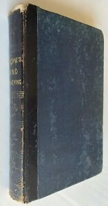 1881 Gillespie's Land Surveying, fold out map 400 Engravings, free EXPRESS W/W