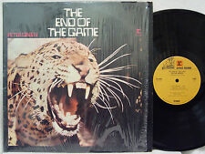 PETER GREEN - The End of the Game LP (1st US Pressing on REPRISE, in Shrink)