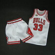 Enterbay 1/6 Scottie Pippen_ Home Jersey + Shorts _NBA basketball star EB050P