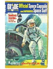 Vintage GI Joe Space Capsule TM Gummy Astronaut Flotation Sealed Accs Mint w/Box