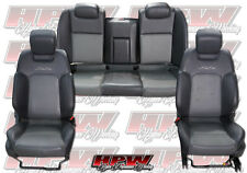 S2 VE Commodore SEDAN Black Leather SSV interior seats trim suits SS SV6 OMEGA