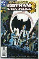 Gotham Central #1  DC Comic Book 2003 1st App. of GCPD NM