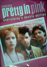 John Hughes' PRETTY in PINK (1986) Everything's Duckie Edition Molly Ringwald