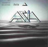 ASIA (ROCK) - THE DEFINITIVE COLLECTION [REMASTER] NEW CD