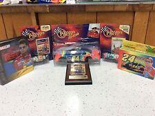 Nib! Set Of 6 Jeff Gordon Memorabilia Items Lot 4