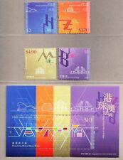 China Hong Kong 2018-31 港珠澳大橋 Hong Kong-Zhuhai-Macao Bridge Stamps + S/S