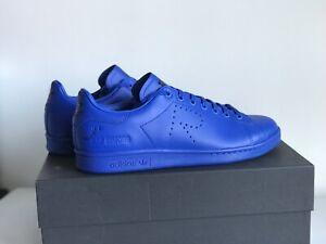 Adidas x Raf Simons Stan Smith - Royal Blue - Rare! Size UK 9 / EU 43 / US 9.5