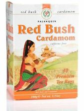 Palanquin Red Bush Cardamom 4 Pack -4 X 125g