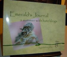 EMERALD'S JOURNAL A Summer with Hatchlings PAMELA ALLISON  Horny Horned Toads