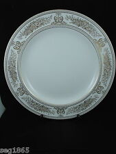 WEDGWOOD GOLD COLUMBIA CHOP PLATE / ROUND SERVING PLATTER