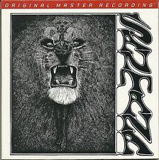 Santana Santana MFSL ORO CD Limited-Edition Mini LP style
