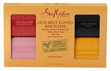 Shea Moisture Our Best Loved Bar Soaps (Dry Skin Recipe)