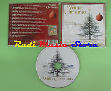 CD WHITE CHRISTMAS compilation 2010 CLAUDIA RICCI LARRY FRANCO BOBBY SOLO (C24)