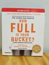 How Full Is Your Bucket?: Positive Strategies for Work and Life Audio Book 2 CD