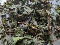 4 OUNCES OF DRY ORGANIC RED GRAPE LEAF 4 OZ DE HOJAS DE UVA ROJA ORGÁNICAS SECAS
