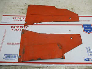 Simplicity Landlord Allis Chalmers B10 B12 left and right side covers