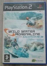 Wild Water Adrenaline featuring Salomon - PS2 / jeu de sport glisse eau nautique