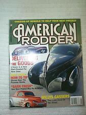American Rodder September, 2006, no. 170, DELIVERING THE GOODS, HOW-TO TIP