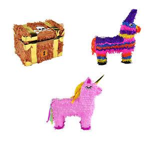 Trendario Pinata für Kindergeburtstag / Party - Hochzeit - Geschenk für Kinder