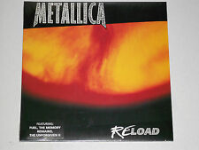 METALLICA  ReLoad  2LP gatefold New Sealed