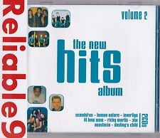 Chritine Anu+Anastacia+Scandal'us+3LW- The new hits album Vol2 2CD -2001Rajon Au