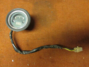 HONDA GOLDWING GL1000 FUEL GAUGE WITH HARNESS 17.99 WITH NO RESERVE