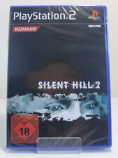 Silent Hill 2 Playstation 2 PS2 Neu & OVP NEW