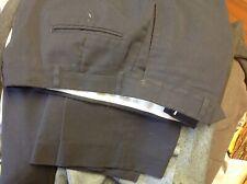Men's Black Pants, Haggar, Size 36