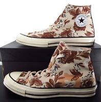 Converse 1970 70 Hi Floral Chuck Taylor All Star Hi Sneaker Brown 148553C 10 Men