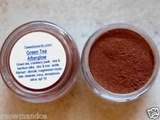 MINERAL MAKEUP~SWEETSCENTS~5 gm~LOOSE POWDER~MICA~BARE~AFTERGLO~BRONZER~WARMTH