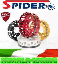 SPIDER *** CAMPANA FRIZIONE alleggerita ergal Z12  DUCATI clutch bell housing