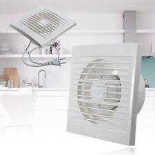 Ventilation Extractor Exhaust Fan Blower Window Wall Kitchen Bathroom Toilet