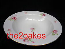 Ralph Lauren HAMPTON BLOSSOM Rim Serving Vegetable Bowl China Rimmed