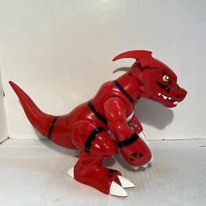 2001 Digimon Digital Monsters Interactive Electronic Guilmon Toy Bandai Rare
