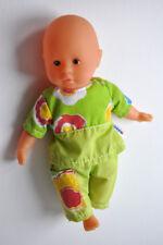Très belle poupée poupon  H 22 Cm collector marque berchet