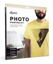 Lumi Inkodye Kit de impresión de fotografías-crear tus propias camisetas/Telas (RRP £ 29!)