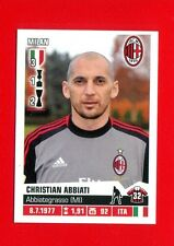CALCIATORI Panini 2012-2013 13 -Figurina-sticker n. 249 - ABBIATI -MILAN-New