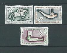 LIBAN - 1964 YT 329 à 331 - POSTE AERIENNE - TIMBRES NEUFS** MNH LUXE