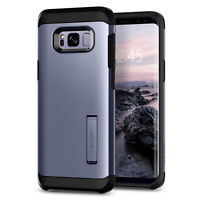 Spigen® Samsung Galaxy S8 / S8 Plus [Tough Armor] Shockproof TPU Case Cover