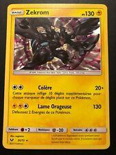 Carte Pokemon ZEKROM 35/73 Holo Soleil et Lune 3,5 SL3.5 FR NEUF
