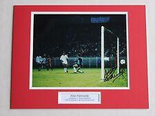 Alan Kennedy Liverpool 1981 Goal HAND SIGNED Autograph Photo Mount Display COA