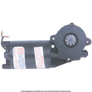 For Ford Country Lincoln Continental Cardone Rear Right Power Window Motor DAC