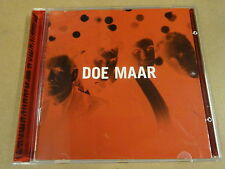 CD / DOE MAAR - KLAAR